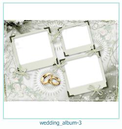 शादी की एलबम फोटो किताबें 3