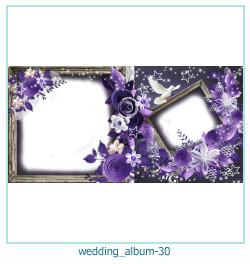 शादी की एलबम फोटो किताबें 30