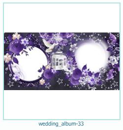शादी की एलबम फोटो किताबें 33