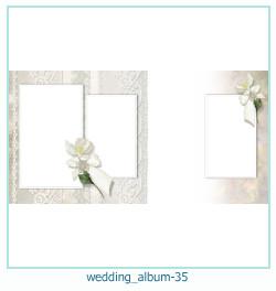 शादी की एलबम फोटो किताबें 35