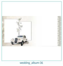 शादी की एलबम फोटो किताबें 36