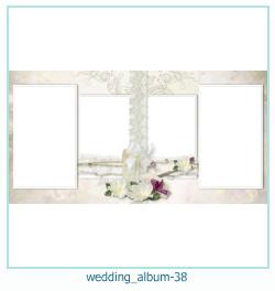 शादी की एलबम फोटो किताबें 38