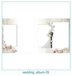 शादी की एलबम फोटो किताबें 39