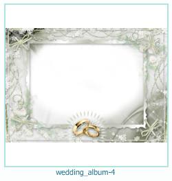 शादी की एलबम फोटो किताबें 4