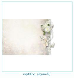 शादी की एलबम फोटो किताबें 40