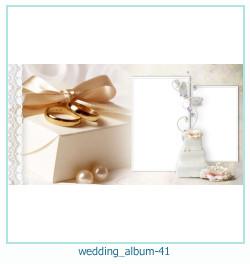 शादी की एलबम फोटो किताबें 41