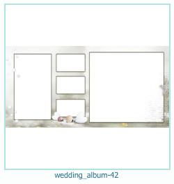 शादी की एलबम फोटो किताबें 42