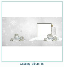 शादी की एलबम फोटो किताबें 46