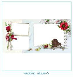शादी की एलबम फोटो किताबें 5