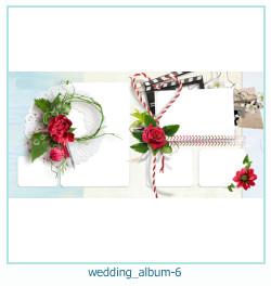 शादी की एलबम फोटो किताबें 6