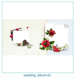 Hochzeitsalbum Foto Bücher 61