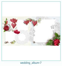 शादी की एलबम फोटो किताबें 7