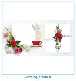 शादी की एलबम फोटो किताबें 8