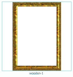 wooden Photo frame 1