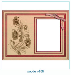 wooden Photo frame 100