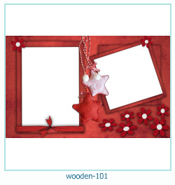 wooden Photo frame 101