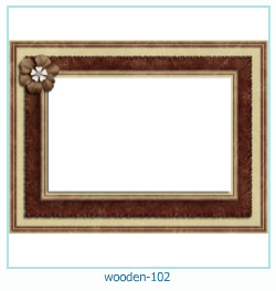 wooden Photo frame 102