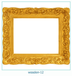 wooden Photo frame 12