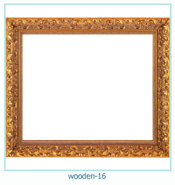 wooden Photo frame 16