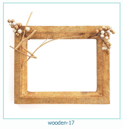 wooden Photo frame 17