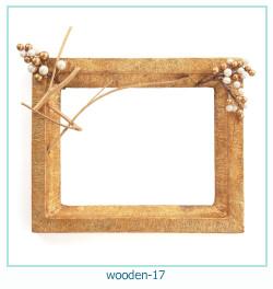 लकड़ी के फोटो फ्रेम 17