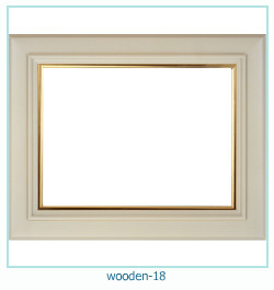 wooden Photo frame 18