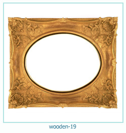 wooden Photo frame 19