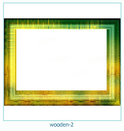 लकड़ी के फोटो फ्रेम 2
