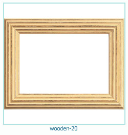 wooden Photo frame 20