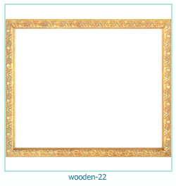 wooden Photo frame 22