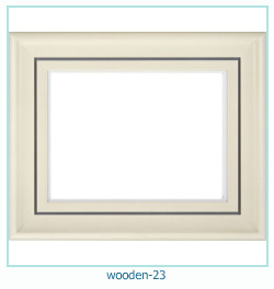 wooden Photo frame 23
