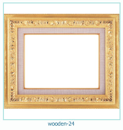 wooden Photo frame 24