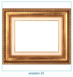 wooden Photo frame 25