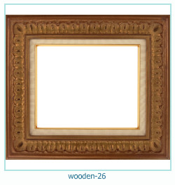 wooden Photo frame 26