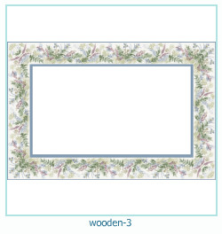 wooden Photo frame 3