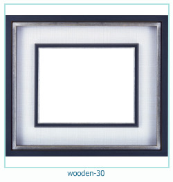 wooden Photo frame 30