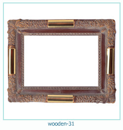 wooden Photo frame 31
