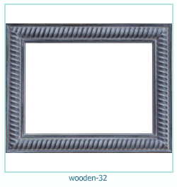 wooden Photo frame 32