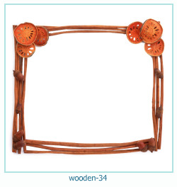wooden Photo frame 34