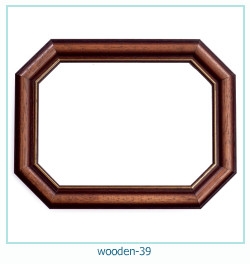wooden Photo frame 39