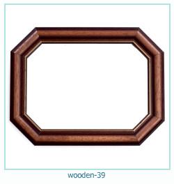 Photo cadre en bois 39