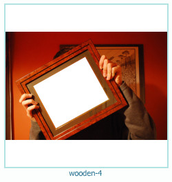 wooden Photo frame 4
