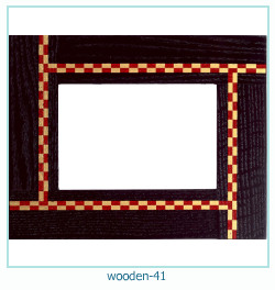 wooden Photo frame 41