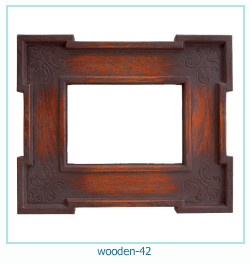 wooden Photo frame 42