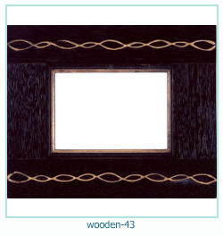 wooden Photo frame 43