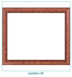 wooden Photo frame 46
