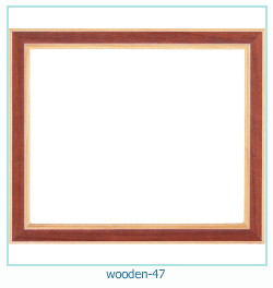 wooden Photo frame 47