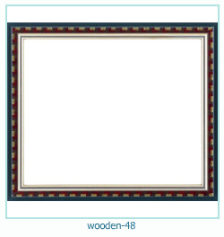 wooden Photo frame 48