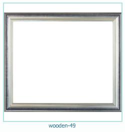 लकड़ी के फोटो फ्रेम 49
