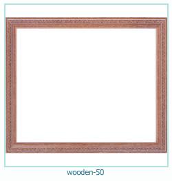 लकड़ी के फोटो फ्रेम 50